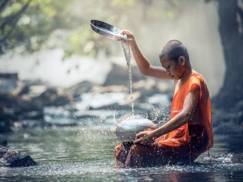 L'importanza dell'elemento acqua